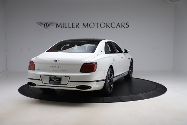 New 2020 Bentley Flying Spur W12 First Edition for sale $276,130 at Alfa Romeo of Greenwich in Greenwich CT 06830 7