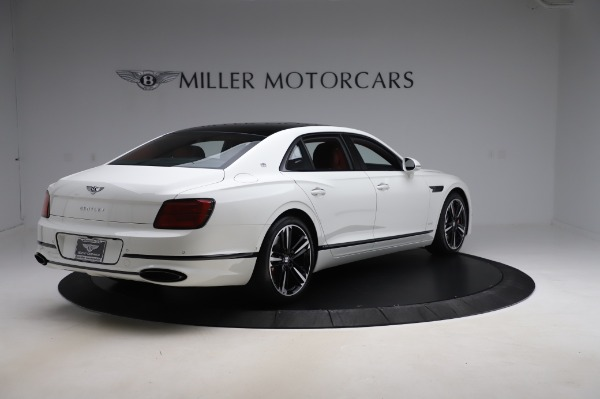 New 2020 Bentley Flying Spur W12 First Edition for sale $276,130 at Alfa Romeo of Greenwich in Greenwich CT 06830 8