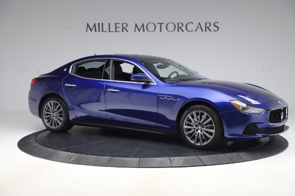Used 2017 Maserati Ghibli S Q4 for sale $41,900 at Alfa Romeo of Greenwich in Greenwich CT 06830 10