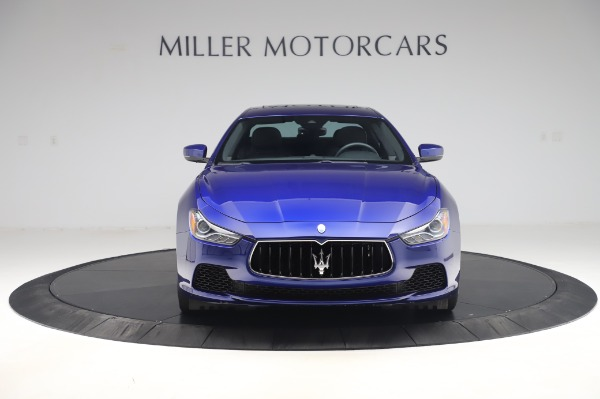Used 2017 Maserati Ghibli S Q4 for sale $41,900 at Alfa Romeo of Greenwich in Greenwich CT 06830 12
