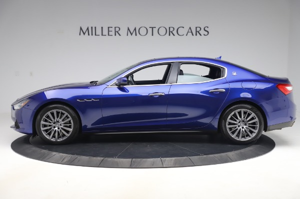 Used 2017 Maserati Ghibli S Q4 for sale $41,900 at Alfa Romeo of Greenwich in Greenwich CT 06830 3