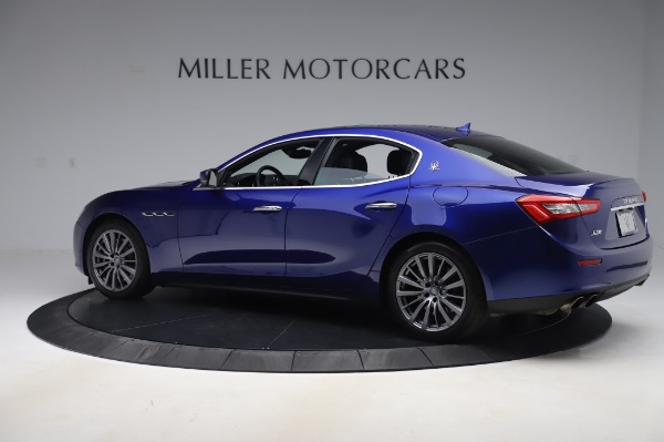 Used 2017 Maserati Ghibli S Q4 for sale $41,900 at Alfa Romeo of Greenwich in Greenwich CT 06830 4