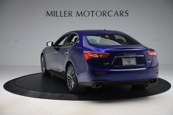 Used 2017 Maserati Ghibli S Q4 for sale $41,900 at Alfa Romeo of Greenwich in Greenwich CT 06830 5