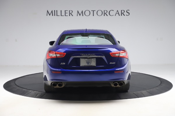 Used 2017 Maserati Ghibli S Q4 for sale $41,900 at Alfa Romeo of Greenwich in Greenwich CT 06830 6