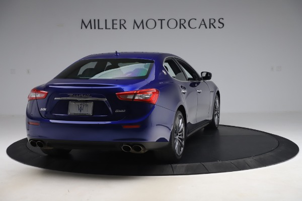 Used 2017 Maserati Ghibli S Q4 for sale $41,900 at Alfa Romeo of Greenwich in Greenwich CT 06830 7