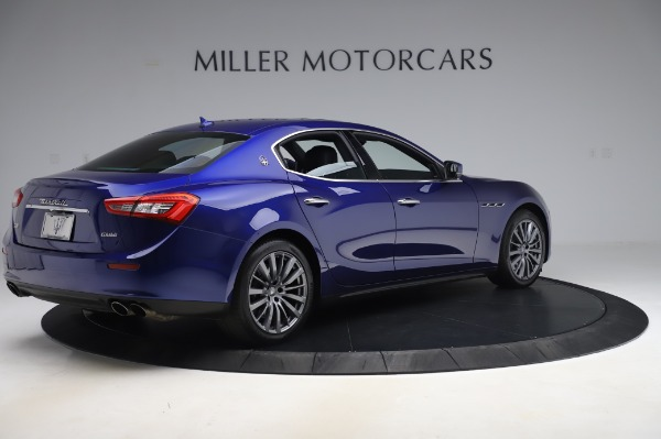 Used 2017 Maserati Ghibli S Q4 for sale $41,900 at Alfa Romeo of Greenwich in Greenwich CT 06830 8