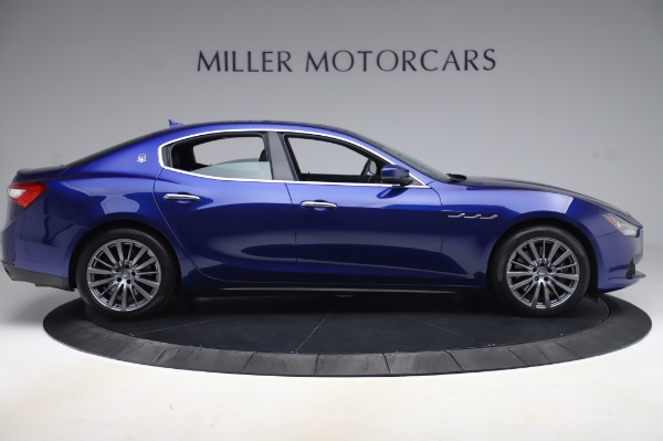 Used 2017 Maserati Ghibli S Q4 for sale $41,900 at Alfa Romeo of Greenwich in Greenwich CT 06830 9