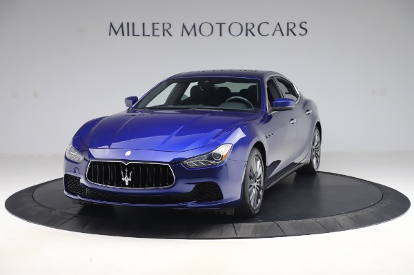 Used 2017 Maserati Ghibli S Q4 for sale $41,900 at Alfa Romeo of Greenwich in Greenwich CT 06830 1