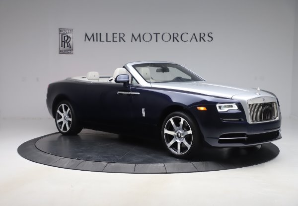 Used 2017 Rolls-Royce Dawn Base for sale $248,900 at Alfa Romeo of Greenwich in Greenwich CT 06830 10
