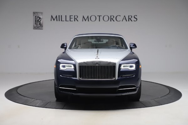 Used 2017 Rolls-Royce Dawn Base for sale $248,900 at Alfa Romeo of Greenwich in Greenwich CT 06830 12