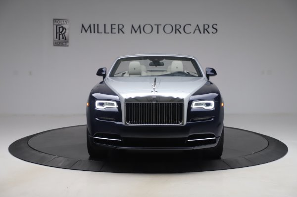 Used 2017 Rolls-Royce Dawn Base for sale $248,900 at Alfa Romeo of Greenwich in Greenwich CT 06830 2