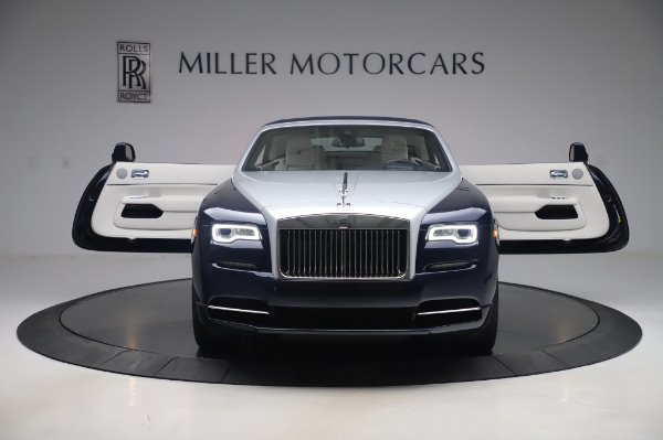 Used 2017 Rolls-Royce Dawn for sale $248,900 at Alfa Romeo of Greenwich in Greenwich CT 06830 20