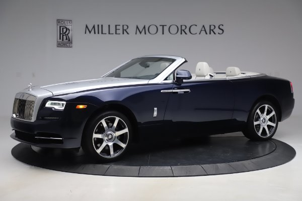 Used 2017 Rolls-Royce Dawn Base for sale $248,900 at Alfa Romeo of Greenwich in Greenwich CT 06830 4