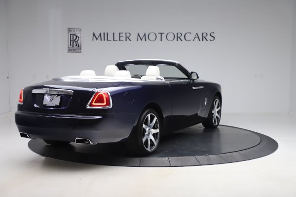 Used 2017 Rolls-Royce Dawn for sale Sold at Alfa Romeo of Greenwich in Greenwich CT 06830 8