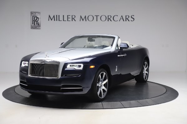 Used 2017 Rolls-Royce Dawn Base for sale $248,900 at Alfa Romeo of Greenwich in Greenwich CT 06830 1