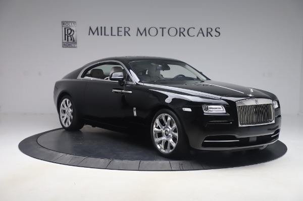 Used 2015 Rolls-Royce Wraith Base for sale Sold at Alfa Romeo of Greenwich in Greenwich CT 06830 10