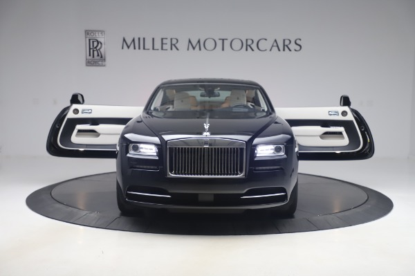 Used 2015 Rolls-Royce Wraith Base for sale $178,900 at Alfa Romeo of Greenwich in Greenwich CT 06830 11