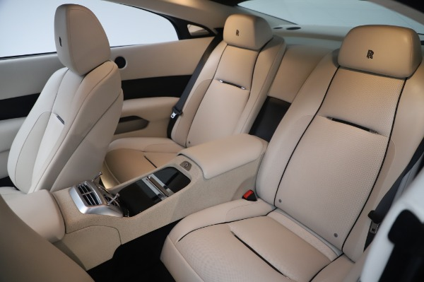 Used 2015 Rolls-Royce Wraith Base for sale Sold at Alfa Romeo of Greenwich in Greenwich CT 06830 14