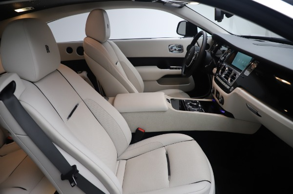 Used 2015 Rolls-Royce Wraith Base for sale Sold at Alfa Romeo of Greenwich in Greenwich CT 06830 16