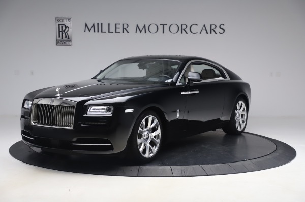 Used 2015 Rolls-Royce Wraith Base for sale Sold at Alfa Romeo of Greenwich in Greenwich CT 06830 2
