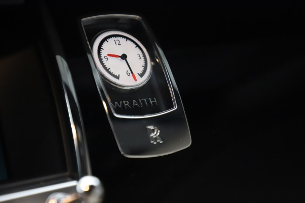 Used 2015 Rolls-Royce Wraith Base for sale Sold at Alfa Romeo of Greenwich in Greenwich CT 06830 22