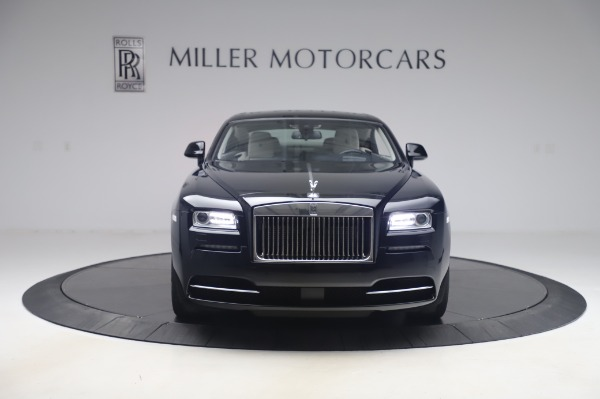Used 2015 Rolls-Royce Wraith Base for sale Sold at Alfa Romeo of Greenwich in Greenwich CT 06830 5