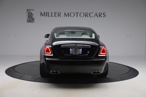 Used 2015 Rolls-Royce Wraith Base for sale $178,900 at Alfa Romeo of Greenwich in Greenwich CT 06830 6
