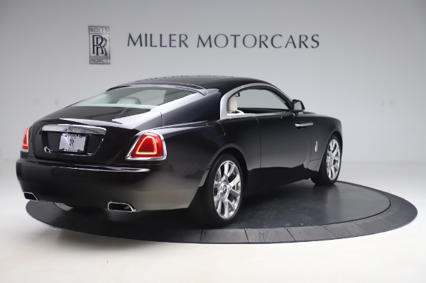 Used 2015 Rolls-Royce Wraith Base for sale $178,900 at Alfa Romeo of Greenwich in Greenwich CT 06830 7