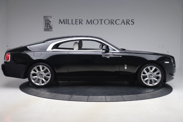 Used 2015 Rolls-Royce Wraith Base for sale $178,900 at Alfa Romeo of Greenwich in Greenwich CT 06830 8