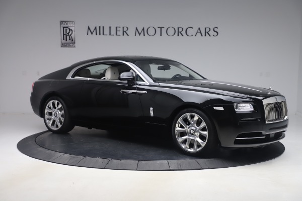 Used 2015 Rolls-Royce Wraith Base for sale Sold at Alfa Romeo of Greenwich in Greenwich CT 06830 9