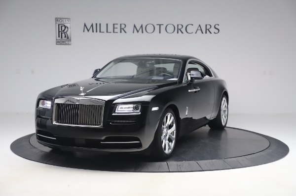 Used 2015 Rolls-Royce Wraith Base for sale Sold at Alfa Romeo of Greenwich in Greenwich CT 06830 1
