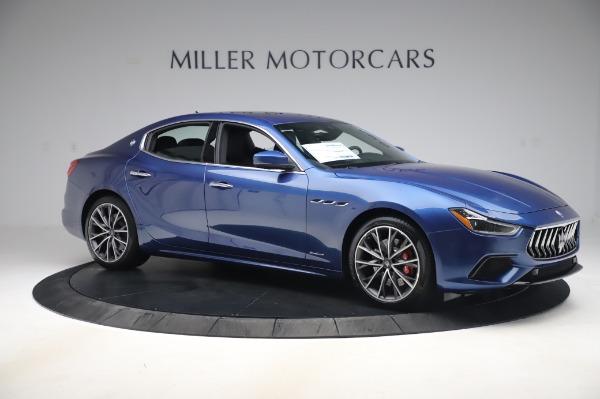 New 2020 Maserati Ghibli S Q4 GranSport for sale $94,935 at Alfa Romeo of Greenwich in Greenwich CT 06830 10