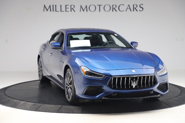 New 2020 Maserati Ghibli S Q4 GranSport for sale $94,935 at Alfa Romeo of Greenwich in Greenwich CT 06830 11