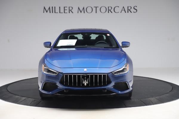 New 2020 Maserati Ghibli S Q4 GranSport for sale $94,935 at Alfa Romeo of Greenwich in Greenwich CT 06830 12