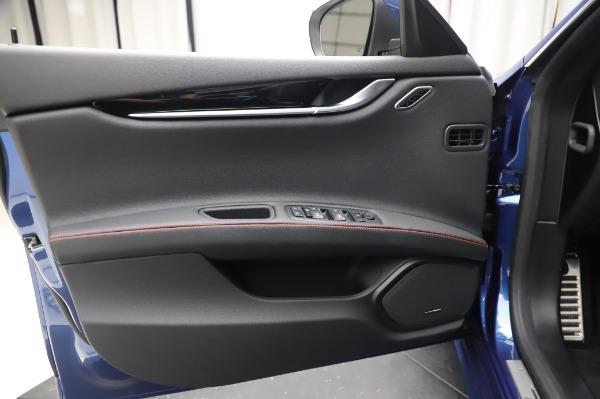 New 2020 Maserati Ghibli S Q4 GranSport for sale $94,935 at Alfa Romeo of Greenwich in Greenwich CT 06830 17