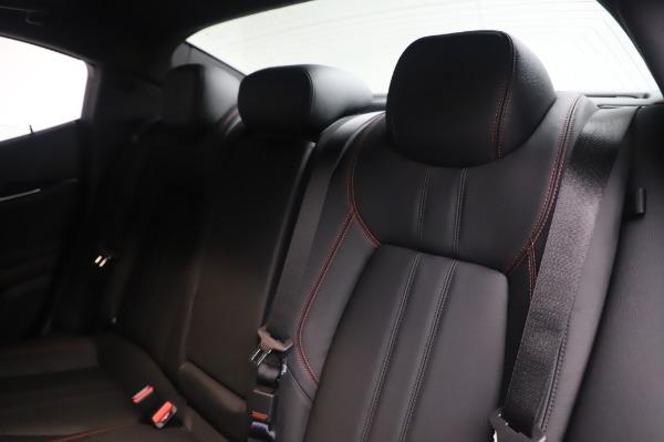 New 2020 Maserati Ghibli S Q4 GranSport for sale $94,935 at Alfa Romeo of Greenwich in Greenwich CT 06830 18