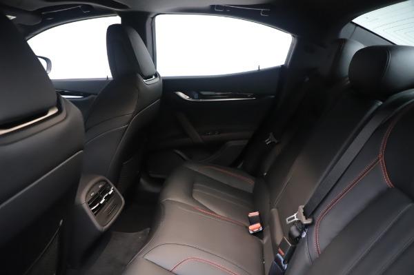 New 2020 Maserati Ghibli S Q4 GranSport for sale $94,935 at Alfa Romeo of Greenwich in Greenwich CT 06830 19
