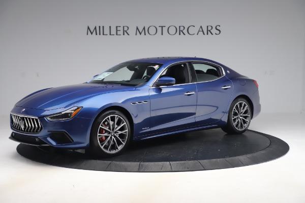 New 2020 Maserati Ghibli S Q4 GranSport for sale $94,935 at Alfa Romeo of Greenwich in Greenwich CT 06830 2