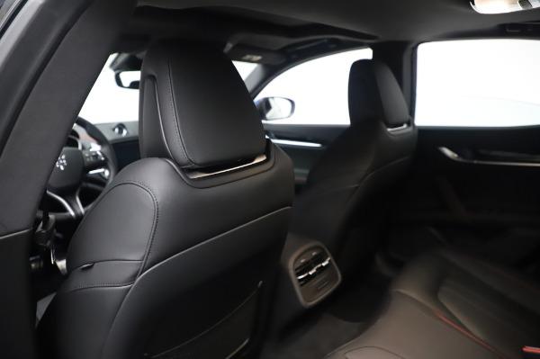 New 2020 Maserati Ghibli S Q4 GranSport for sale $94,935 at Alfa Romeo of Greenwich in Greenwich CT 06830 20