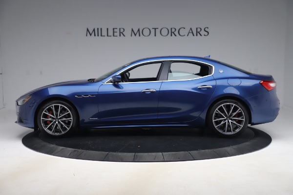 New 2020 Maserati Ghibli S Q4 GranSport for sale $94,935 at Alfa Romeo of Greenwich in Greenwich CT 06830 3