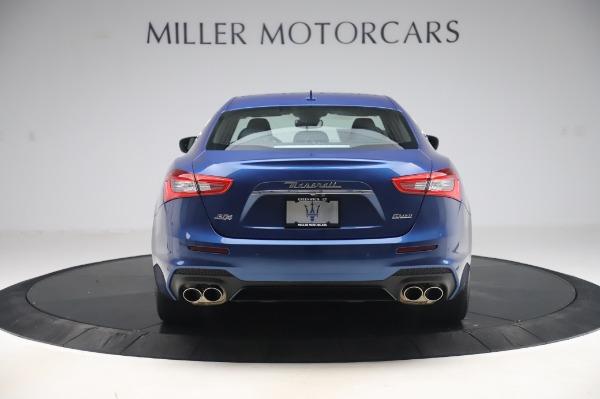 New 2020 Maserati Ghibli S Q4 GranSport for sale $94,935 at Alfa Romeo of Greenwich in Greenwich CT 06830 6