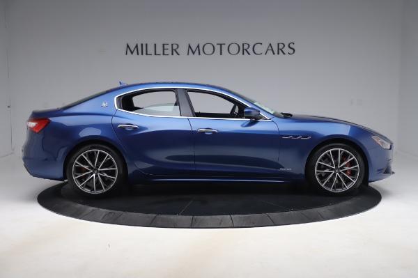 New 2020 Maserati Ghibli S Q4 GranSport for sale $94,935 at Alfa Romeo of Greenwich in Greenwich CT 06830 9