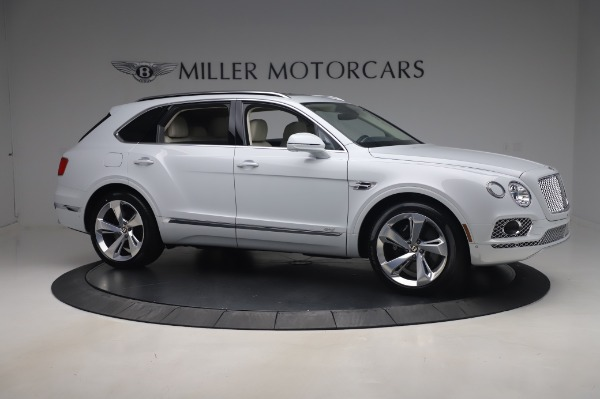 New 2020 Bentley Bentayga Hybrid for sale $226,695 at Alfa Romeo of Greenwich in Greenwich CT 06830 10