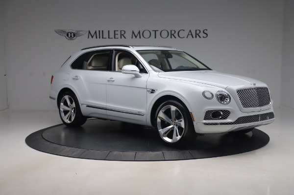 New 2020 Bentley Bentayga Hybrid for sale $226,695 at Alfa Romeo of Greenwich in Greenwich CT 06830 11