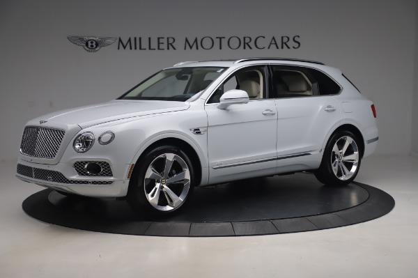 New 2020 Bentley Bentayga Hybrid for sale $226,695 at Alfa Romeo of Greenwich in Greenwich CT 06830 2