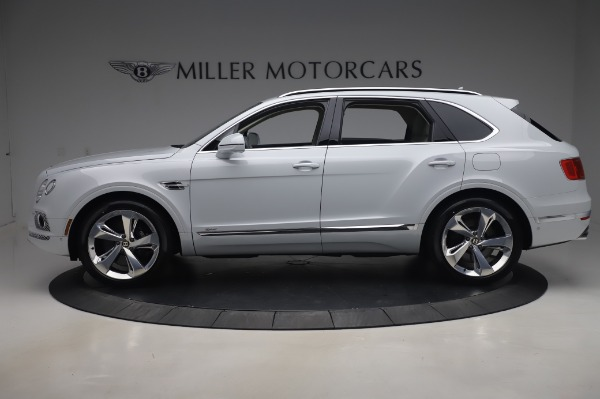 New 2020 Bentley Bentayga Hybrid for sale $226,695 at Alfa Romeo of Greenwich in Greenwich CT 06830 3