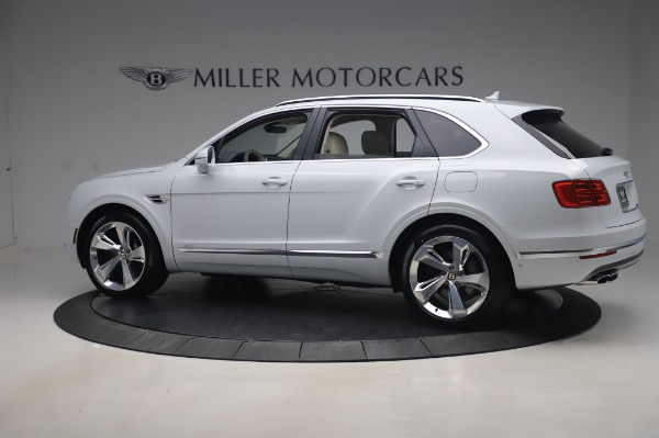 New 2020 Bentley Bentayga Hybrid for sale $226,695 at Alfa Romeo of Greenwich in Greenwich CT 06830 4