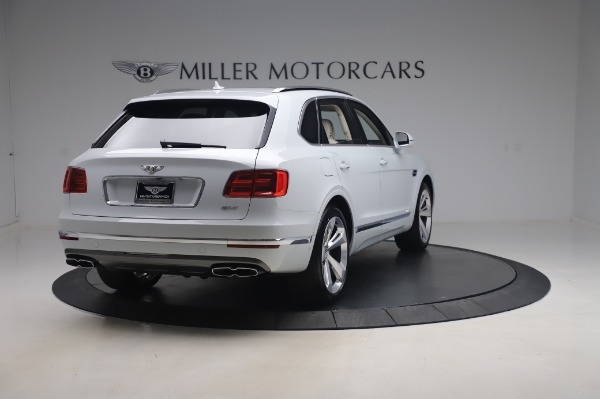 New 2020 Bentley Bentayga Hybrid for sale $226,695 at Alfa Romeo of Greenwich in Greenwich CT 06830 7