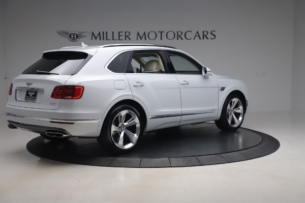 New 2020 Bentley Bentayga Hybrid for sale $226,695 at Alfa Romeo of Greenwich in Greenwich CT 06830 8