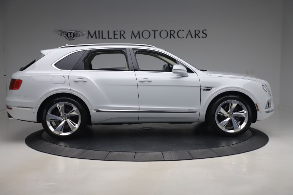 New 2020 Bentley Bentayga Hybrid for sale $226,695 at Alfa Romeo of Greenwich in Greenwich CT 06830 9